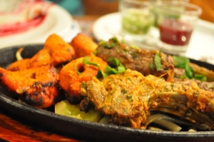 Chicken Tikka Sheekb Kebab Lamb Chop